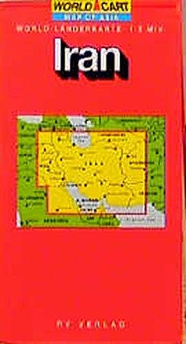 9783575332615: Iran (World Map) (German Edition)