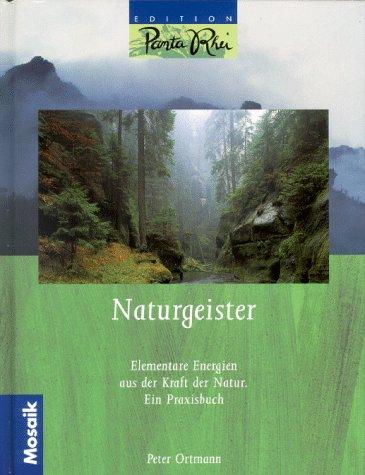 9783576110663: Naturgeister. Elementare Energien aus den Kraftquellen der Natur - Ein Praxisbuch
