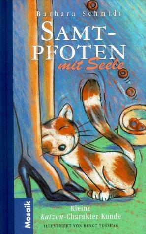 9783576111141: Samtpfoten mit Seele. Kleine Katzen-Charakterkunde