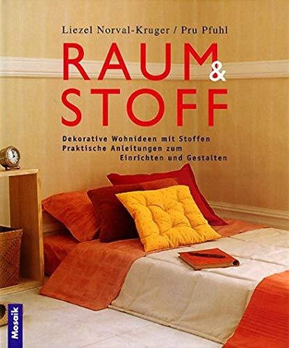 9783576115828: Raum und Stoff.