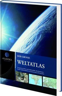 Atlantica Der große Weltatlas