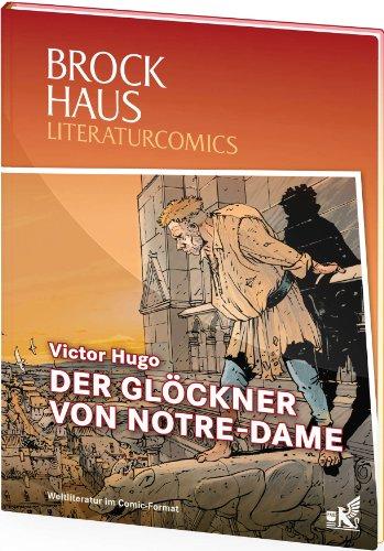 Brockhaus Literaturcomics Weltliteratur im Comic-Forma...BuchZustand gut