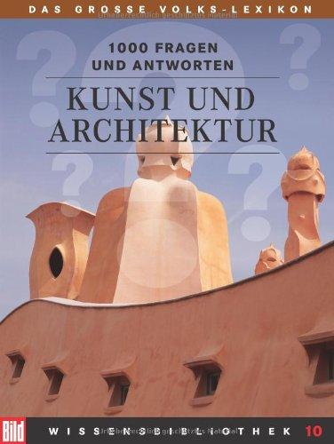 9783577075602: BILD-Wissensbibliothek 10 Kunst und Architektur