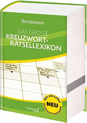 9783577077484: Bertelsmann Das große Kreuzworträtsellexikon