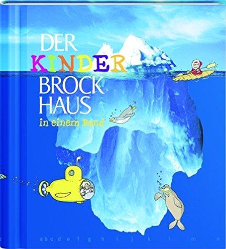9783577077620: Der Kinder Brockhaus in einem Band