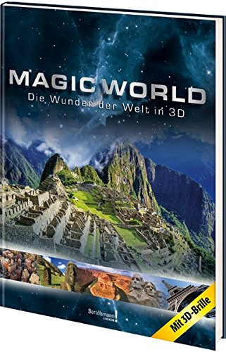 9783577091121: Magic World: Die Wunder der Welt in 3D