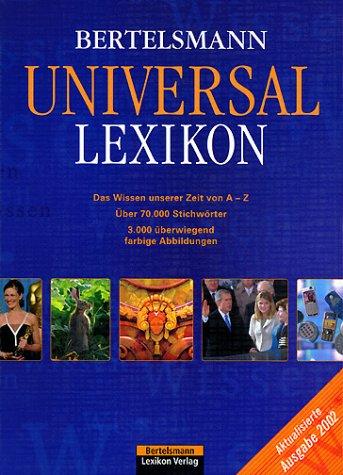 9783577100472: Bertelsmann Universal Lexicon (German Edition)