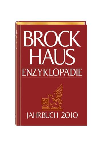 9783577127509: Brockhaus Enzyklopädie Jahrbuch 2010