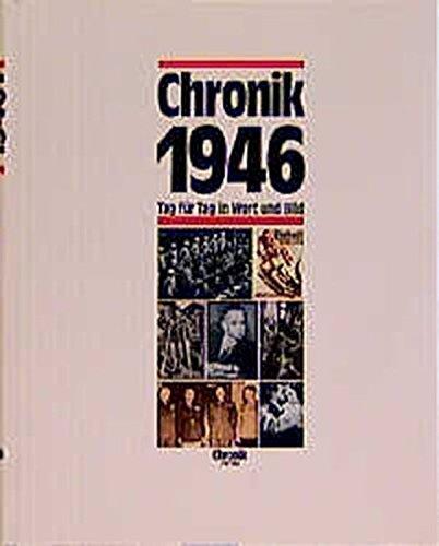 9783577140461: Chronik, Chronik 1946