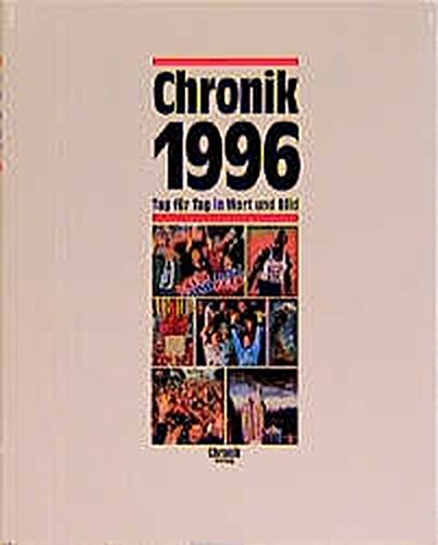 9783577140966: Chronik 1996