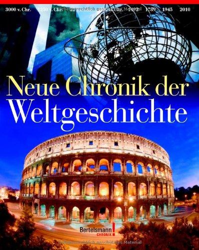 9783577143295: Neue Chronik der Weltgeschichte