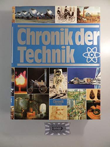 9783577143356: Chronik der Technik