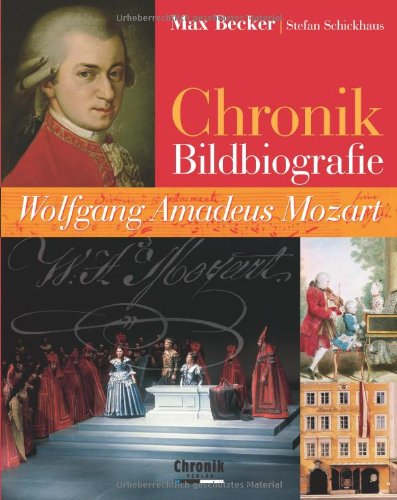9783577143691: Wolfgang Amadeus Mozart