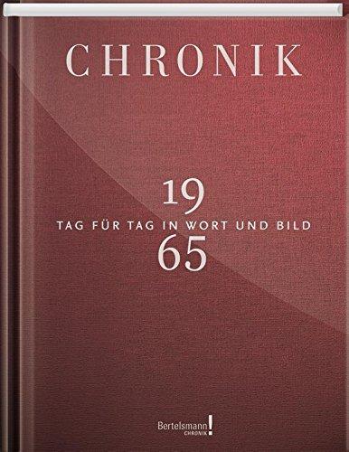 9783577150651: Bertelsmann Chronik Jubiläumsband 1965