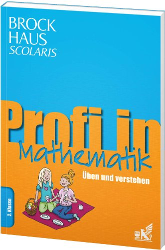 9783577200110: Brockhaus Scolaris Profi in Mathematik 2. Klasse