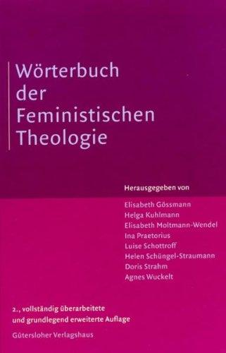 Worterbuch der feministischen Theologie (German Edition)