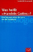 9783579004037: Was heisst Handeln Gottes?: Eine Rekonstruktion der Lehre von der Vorsehung