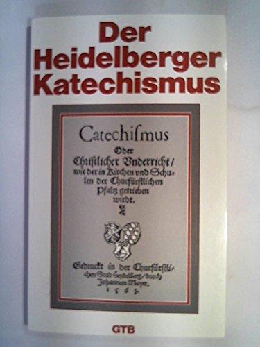 9783579012933: Der Heidelberger Katechismus