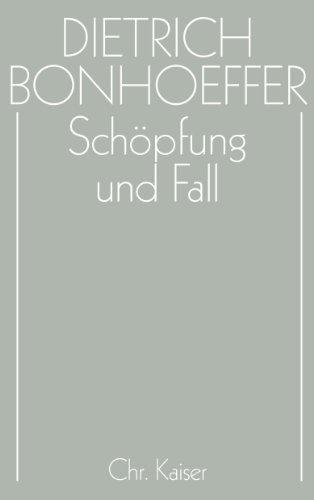 9783579018737: Werke, 17 Bde. u. 2 Erg.-Bde., Bd.3, Schöpfung und Fall