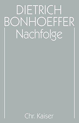9783579018744: Werke, 17 Bde. u. 2 Erg.-Bde., Bd.4, Nachfolge