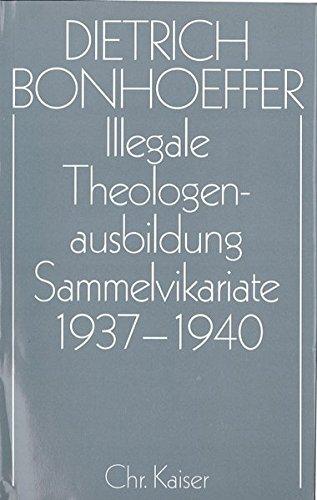 Barcelona, Berlin, Amerika 1928 - 1931: Dietrich Bonhoeffer