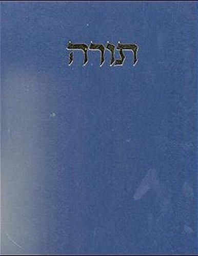 9783579026466: Die Tora, Hebräisch-Deutsch, 5 Bde., Bd.1, Genesis