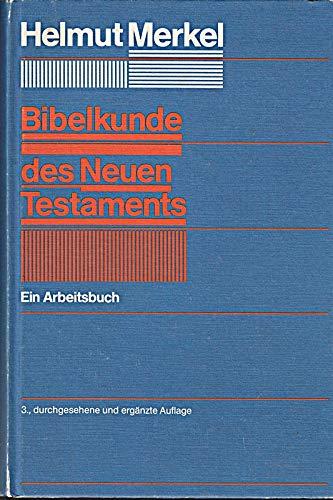 9783579040318: Bibelkunde des Neuen Testaments