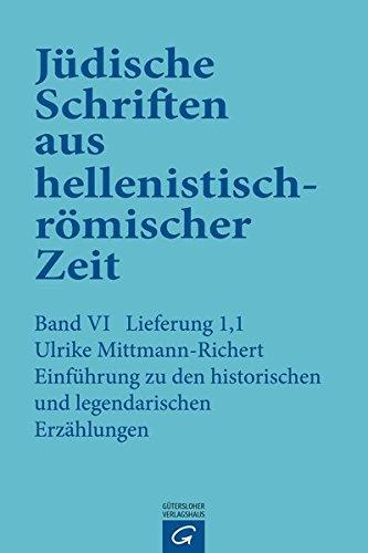 Historische und legendarische Erzählungen: Ulrike Mittmann-Richert