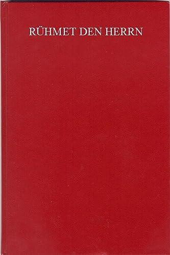 Rühmet den Herrn. Neues Posaunenbuch II. Auswahl: Bachmann, Fritz (Hg.)