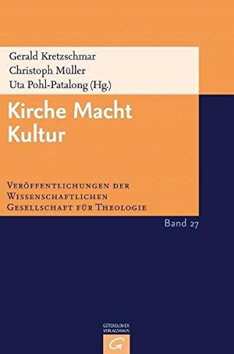 9783579053547: Kirche Macht Kultur
