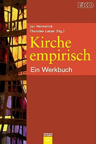 9783579055879: Kirche empirisch: Ein Werkbuch
