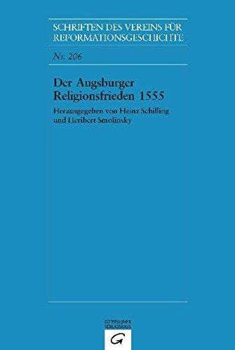 9783579057620: Der Augsburger Religionsfrieden 1555