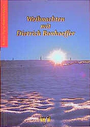 9783579061382: Weihnachten mit Dietrich Bonhoeffer, Postkartenbuch