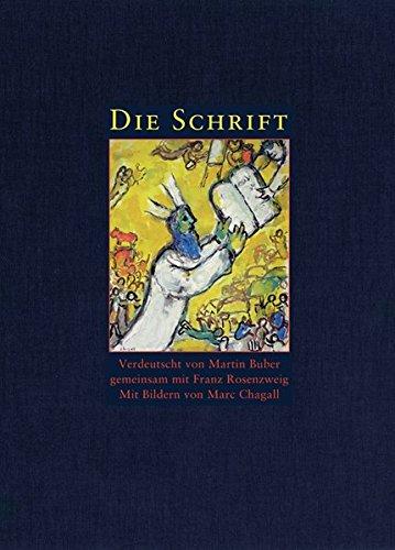 Die Schrift: Marc Chagall