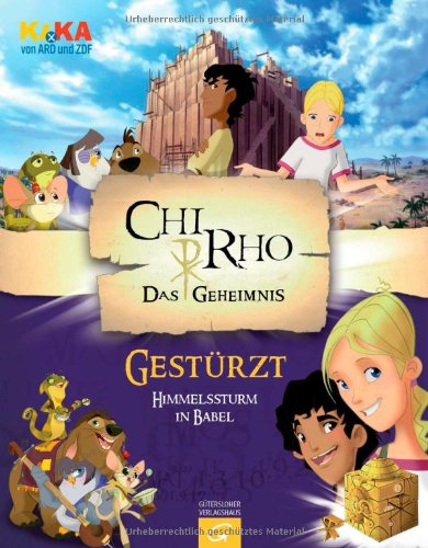 Gestürzt: Himmelssturm in Babel - Rosenstock, Roland / Senbeil, Christiane