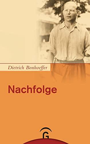 9783579071367: Nachfolge: Kart. Ausgabe der Dietrich Bonhoeffer Werke, Band 4
