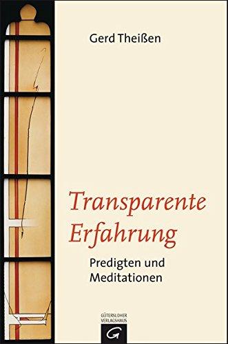 Transparente Erfahrung: Guetersloher Verlagshaus