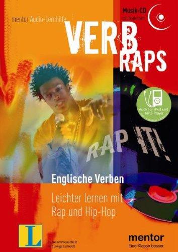 9783580632557: Verb Raps. Audio-CD: Englische Verben leichter lernen mit Rap und Hip-Hop