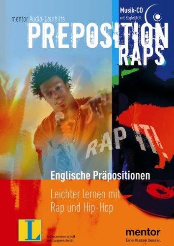9783580632564: Preposition Raps. Audio-CD: Englische Pr�positionen leichter lernen mit Rap und Hip-Hop