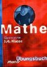 9783580639068: Mathe. Geometrie. 5./6. Klasse. (Lernmaterialien)