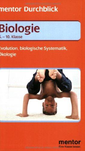 9783580641146: Evolution, biologische Systematik, �kologie.