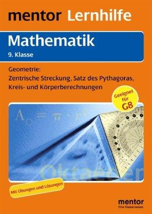 9783580656355: Mathematik 9. Klasse. Geometrie