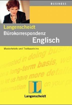 Englische Musterbriefe Und Textbausteine Zvab