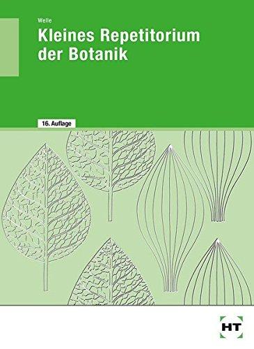 9783582041593: Kleines Repetitorium der Botanik.