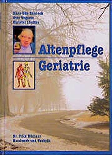 9783582046413: Altenpflege. Geriatrie. (Lernmaterialien)