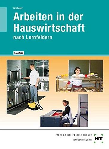 9783582048059: Arbeiten in der Hauswirtschaft