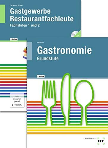 9783582400420: Grundstufe Gastronomie / Gastgewerbe Restaurantfachleute. Paket: HT 40050