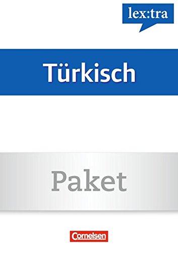 9783589012626: Lextra Türkisch A1-2 (Sprachkurs) und A1-B1 (Kompaktgrammatik): Sprachkurs Plus: Anfänger/Kompaktgrammatik. 02051-5 und 01992-2 im Paket