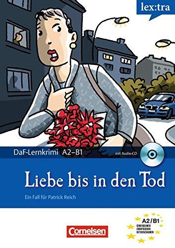 9783589015061: Liebe bis in den Tod: Ein Fall für Patrick Reich (lex:tra)
