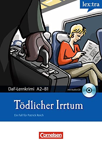 9783589015092: Lextra: Todlicher Irrtum - Book + CD